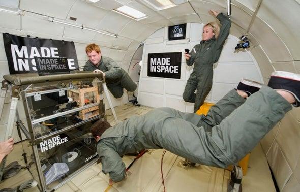 NASA to Send 3-D Printer to Space