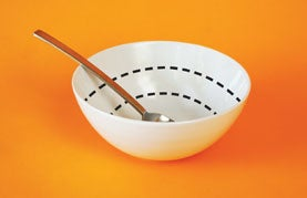 fasting, bowl with measuring lines inside, bowl with spoon, bowl, spoon