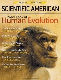 New Look at Human Evolution