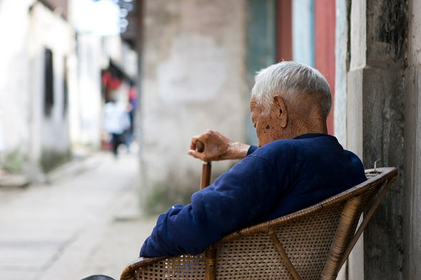 Health Care Crisis Looms as China Faces Elderly Dementia Upsurge