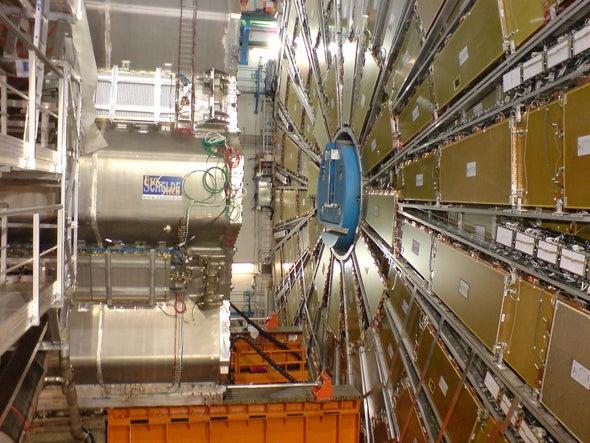 Physicists Shrink Plans for Next Major Collider