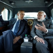 India and U.S. Commit to Global Fight against Climate Change