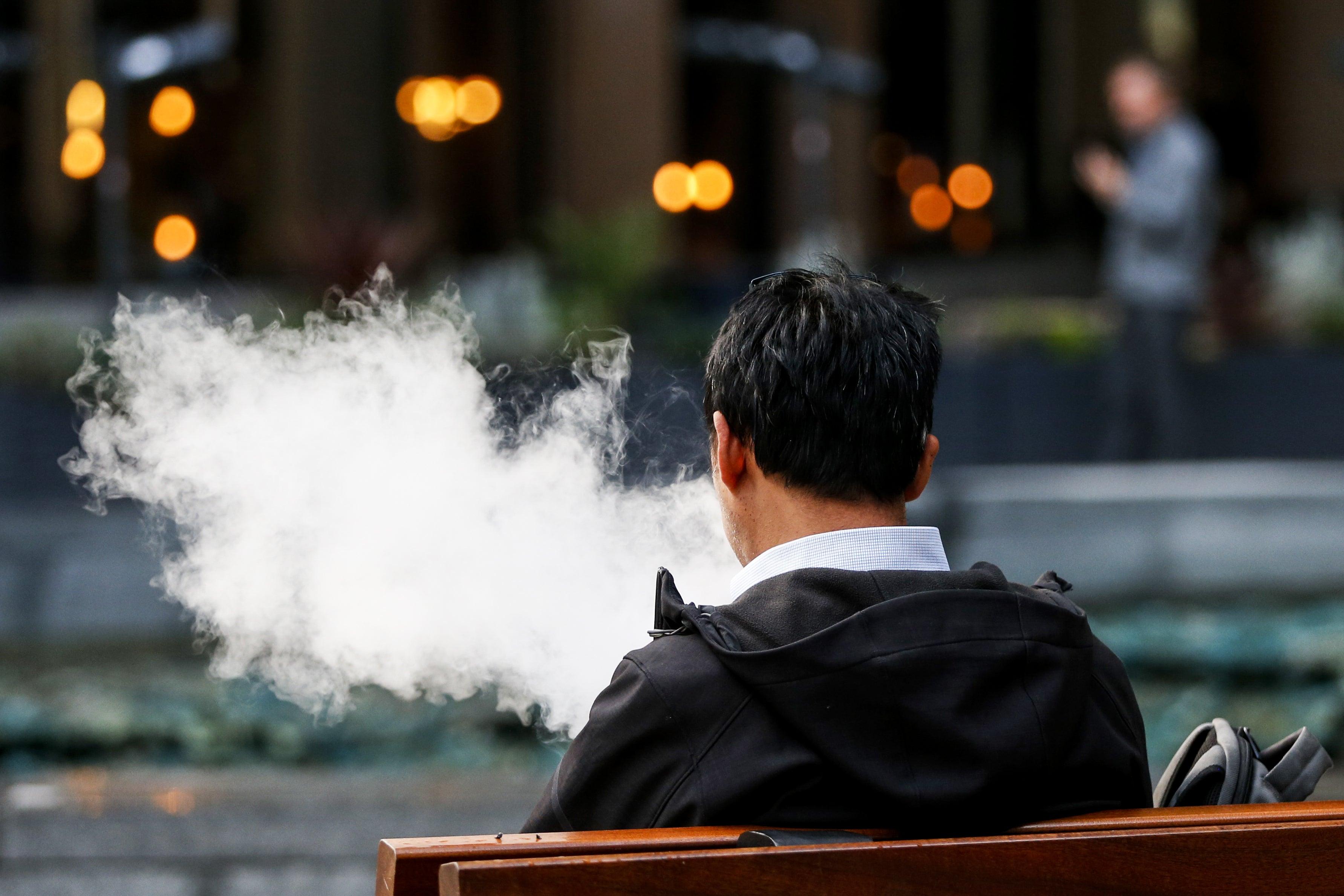 Smoking or Vaping May Increase the Risk of a Severe Coronavirus ...