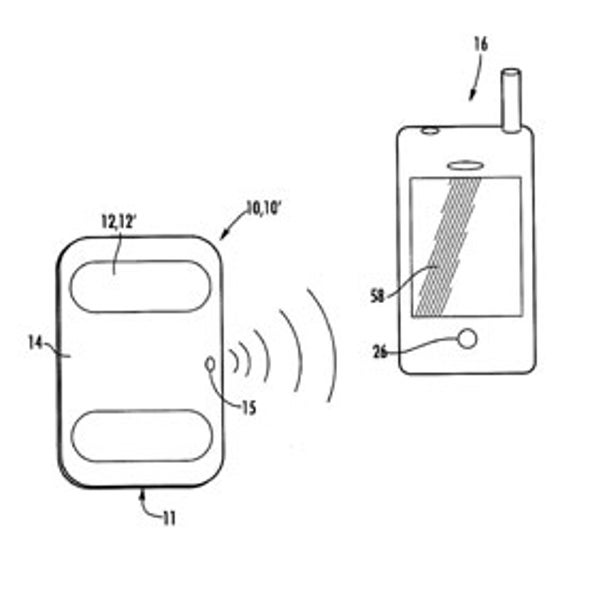 Patent Watch: A Heart Monitor in Your Phone