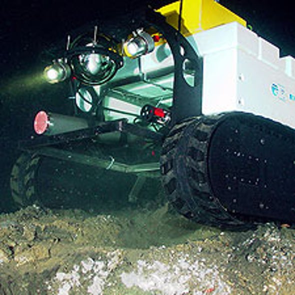 The Cyber Sea: World's Largest Internet Undersea Science Station Boots Up [Slide Show]