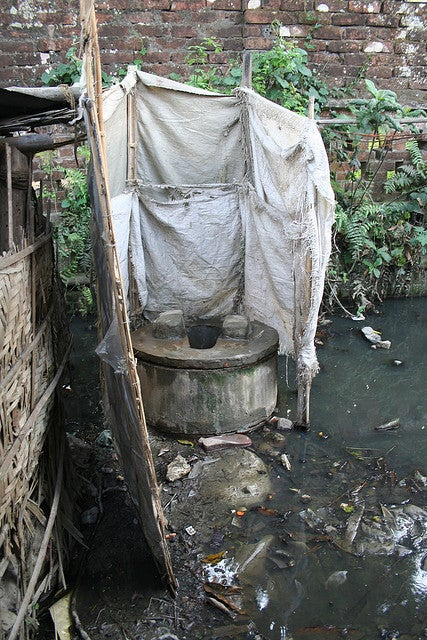 Faith and Toilets
