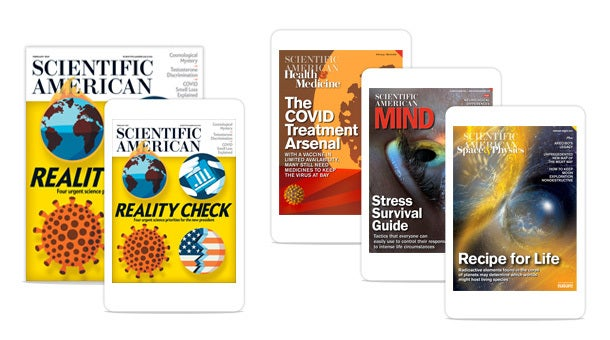 Subscribe to Scientific American Magazine