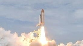 NASA Shuttle Fleet Finds New Life in Displays, Parts