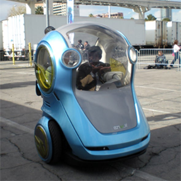 Wired Wheels: Taking a Spin in the Future of Urban Transportation [Video]