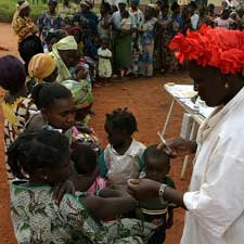 Global Child Immunizations at All-Time High, Despite Rising Costs