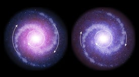 Dark Matter Did Not Dominate Early Galaxies