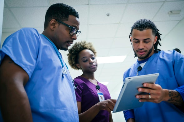 We Need More Black Physicians
