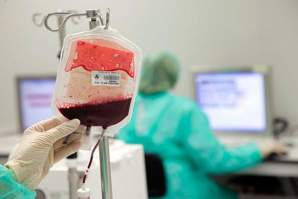 Vast Majority of Life-Saving Cord Blood Sits Unused