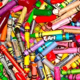 Trash Reap: 10 Surprising Recycling Efforts--from Bras to Crayons [Slide Show]