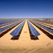 5. World's Largest Solar Thermal Plant