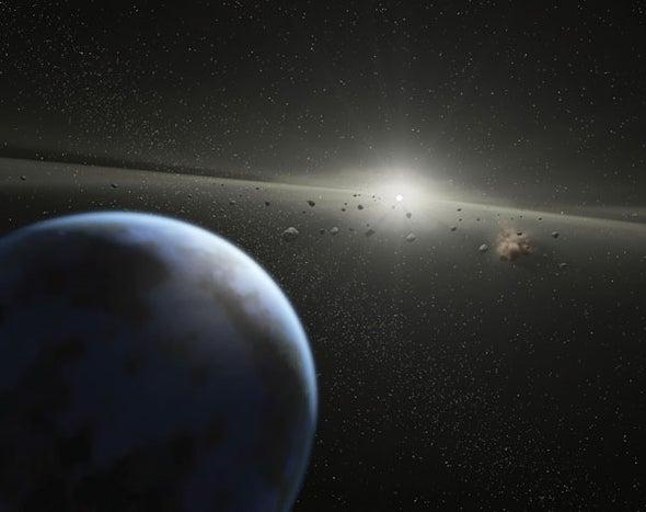 NASA's Asteroid Retrieval Mission Faces Criticism