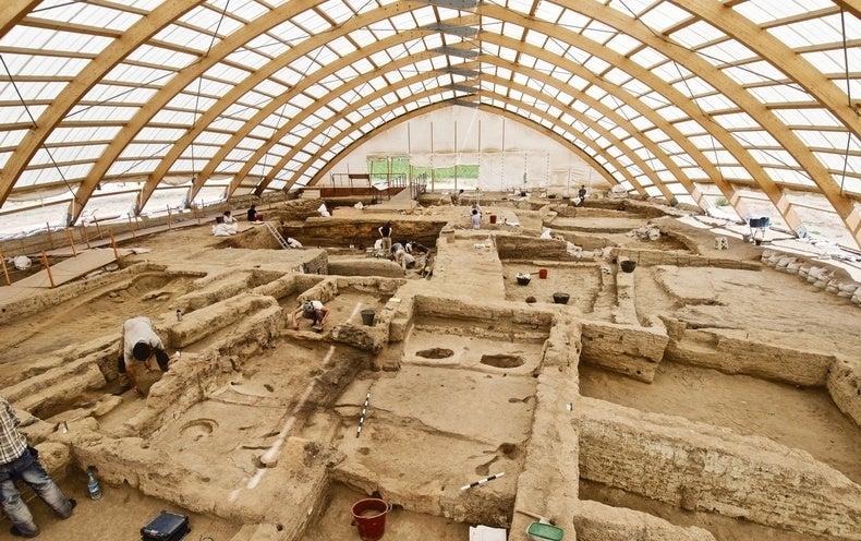 An Ancient Proto-City Reveals the Origin of Home
