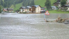 Climate Change Has Influenced the Timing of Europe's Floods