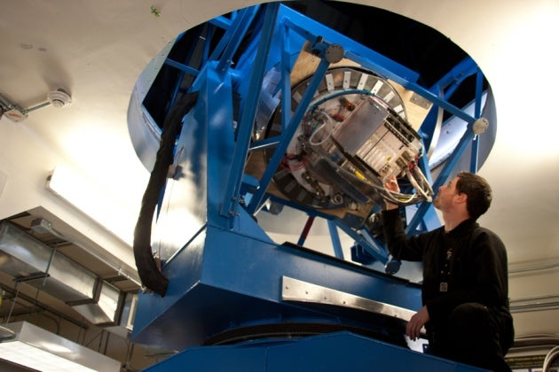 Gravitational-Wave Findings Could Amount to Dust