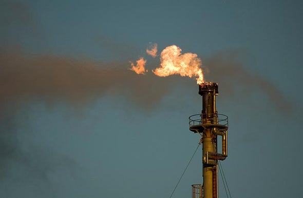 """Flaring"" Wastes 3.5 Percent of the World's Natural Gas"