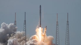 SpaceX Rocket Failure Threatens Support for Commercial Spaceflight