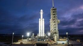 SpaceX Falcon Heavy Rocket Will Attempt a Triple Landing