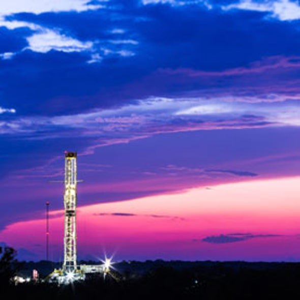 Study Revises Estimate of Methane Leaks from U.S. Fracking Fields