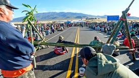 Hawaii Telescope Protest Shuts Down 13 Observatories on Mauna Kea
