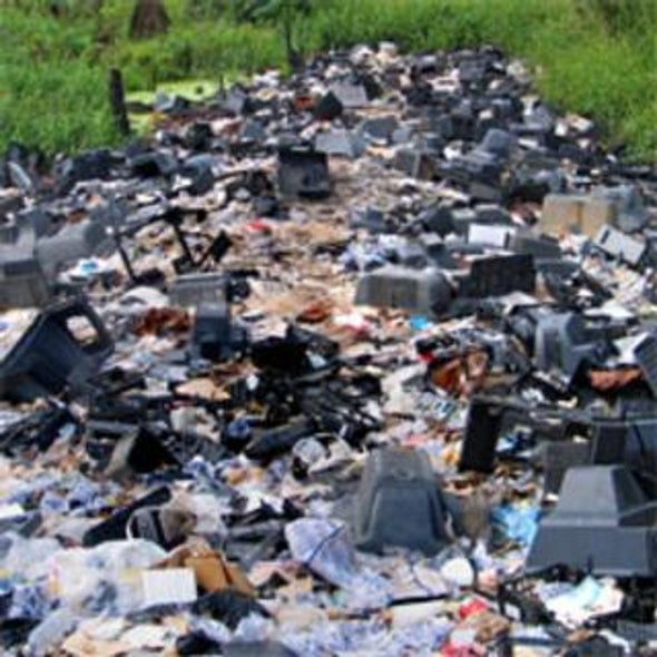 U.S. Lags Behind World with Its Patchwork Approach to Curbing E-Waste