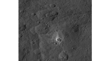 Water Ice on Ceres Boosts Hopes for Buried Ocean [Video]