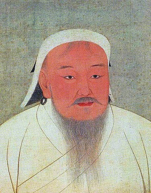 Genghis Khan's Genetic Legacy Has Competition