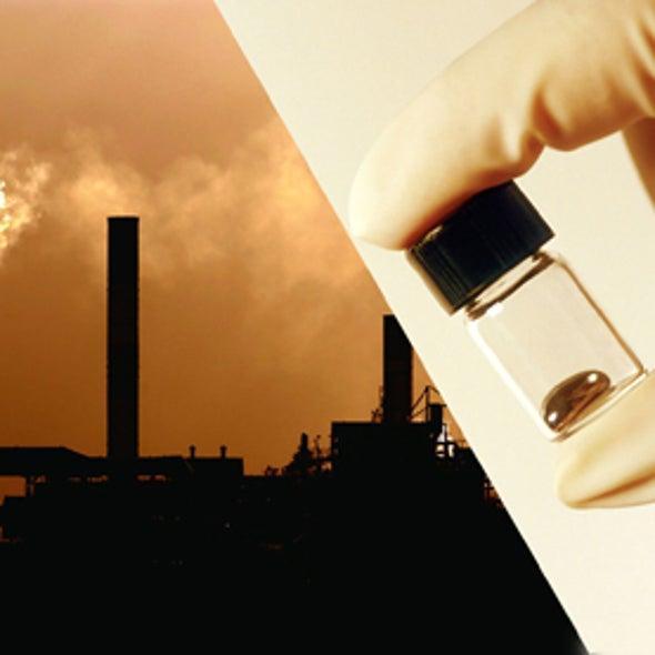 Coal Comfort: EPA Cracks Down on the U.S.'s Dirtiest Mercury-Emitting Power Plants