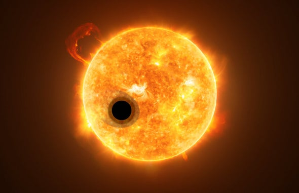 Astronomers Spot Helium on Exoplanet for First Time