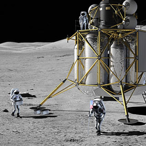 Moon Lust: Will International Competition or Cooperation Return Humans to the Moon?