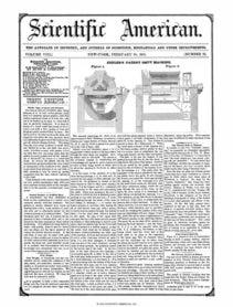 Scientific American Volume 8, Issue 23