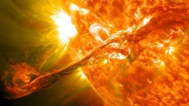 Mysteriously Powerful Particles from Solar Explosions Unveiled in New Study
