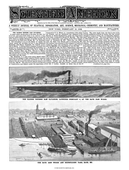February 18, 1893