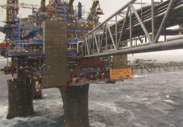Leaking CO2 Fails to Cause Marine Catastrophe