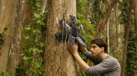 If Poachers and Illegal Loggers Strike, This Forest Phones It In