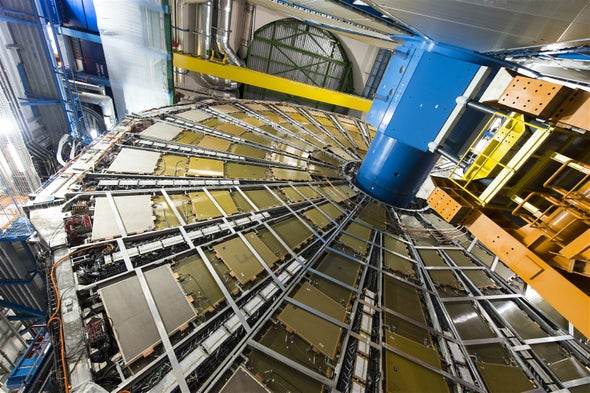 LHC Physicists Embrace Brute-Force Approach to Particle Hunt