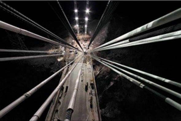Building the Hoover Dam Bridge [Slide Show]