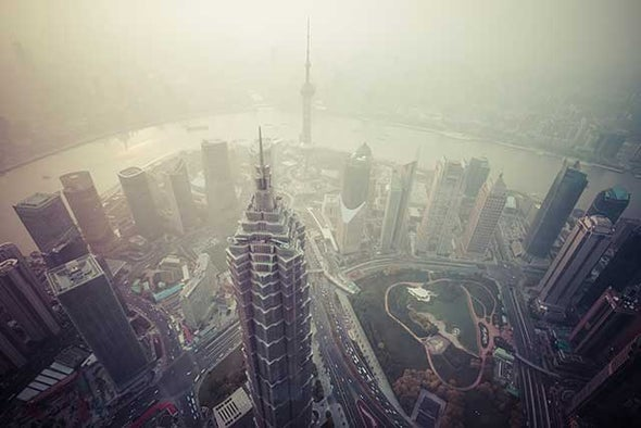 Greenhouse Pollution Per Person Falls for Many Major Economies