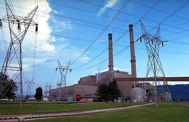 Alabama Coal-Fired Power Plants Shifts from Megawatts to Megabytes
