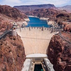 dams, rivers
