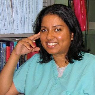 Rageshree Ramachandran: Weathering Storms, Spelling and Slides