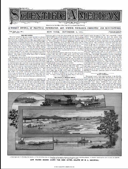 November 05, 1881