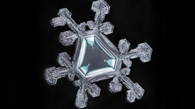 Snowflake Structure Still Mystifies Physicists