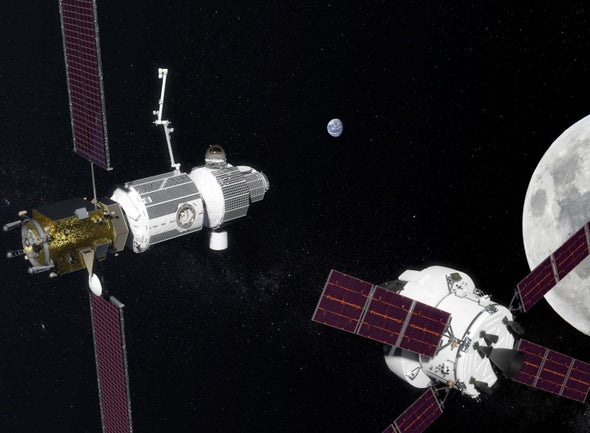 Shooting for the Moon—This Time to Stay