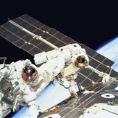 First International Space Station Assembly Spacewalk