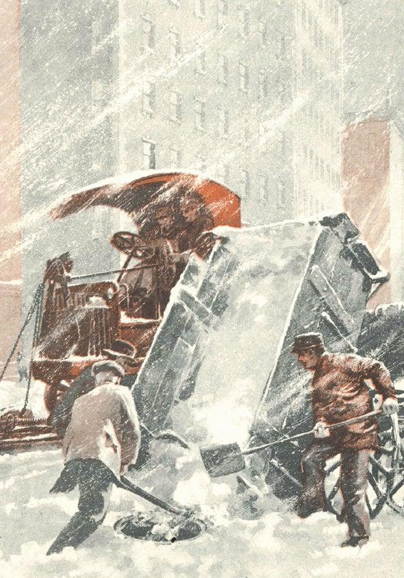 Urban Engineering in 1916; Urban Noise in 1966